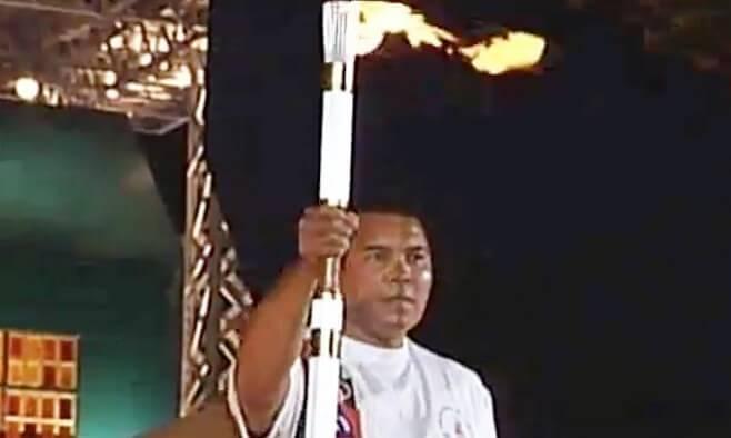 Muhammad Ali at Olympics