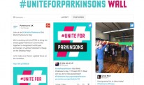 170406_PL_#UniteForParkinsons wall lead