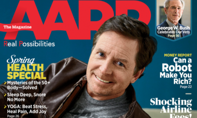 Michael J Fox lead image