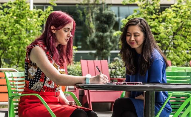mma Lawton and Haiyan Zhang