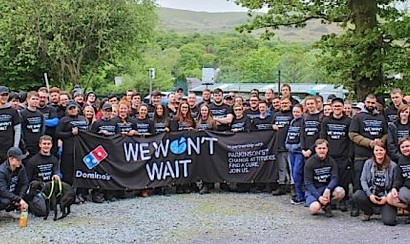 _Domino's and Parkinson's UK fundraiser lead