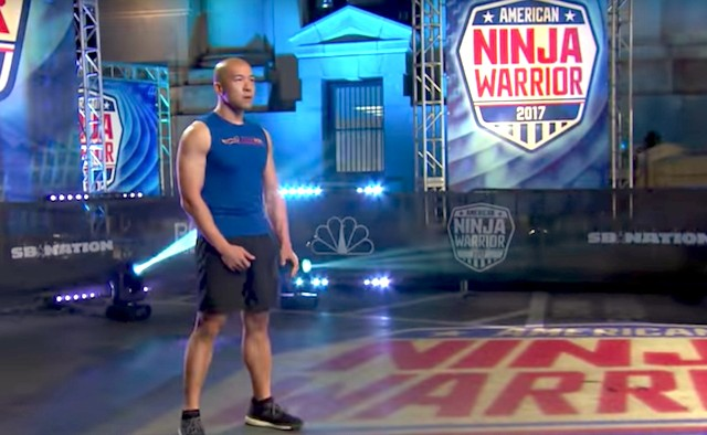 Jimmy Choi American Ninja Warrior lead