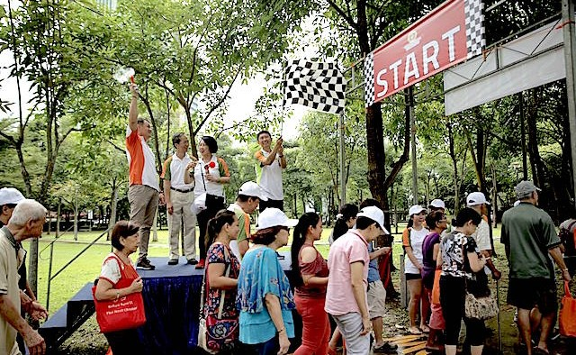 Parkinson Society Singapore lead