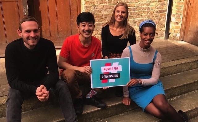Unite for Parkinson's team