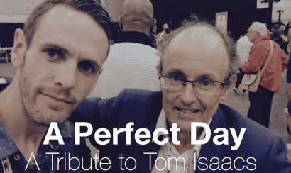 Tom Isaacs tribute