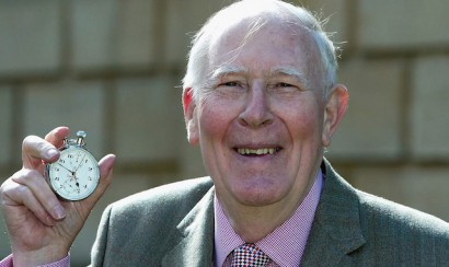 Sir Roger Bannister lead