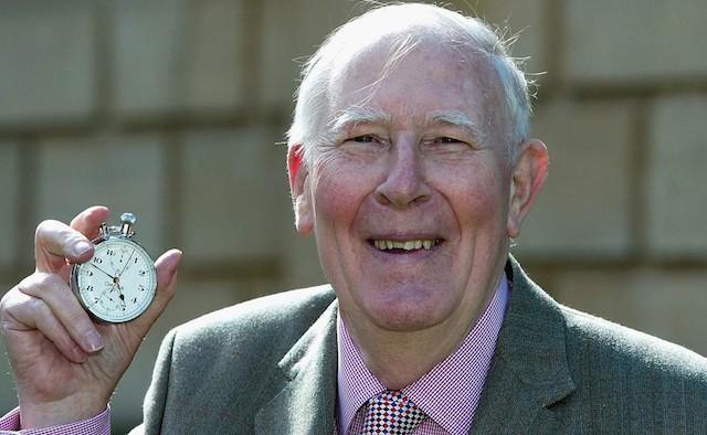 Sir Roger Bannister lead