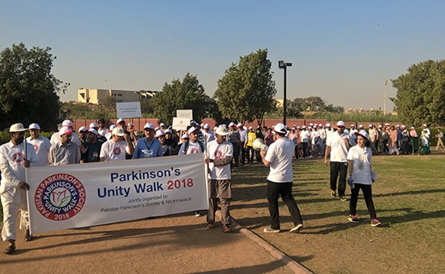 PPS Unity Walk 2018 lead