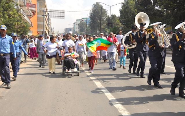 Parkinson's Ethiopia
