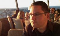Author Nick Pernisco