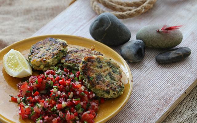 Vital nutrition fishcakes