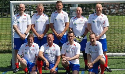 The UK Parkinson's Football Team