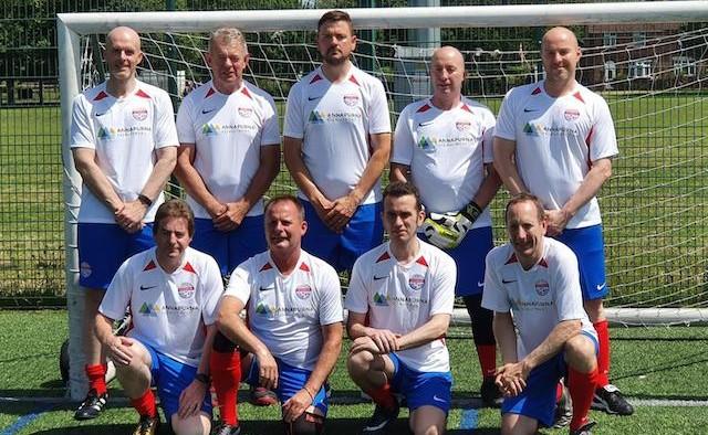 The UK Parkinson's Football Team