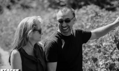 Russ Bradford and Charlotte Allen