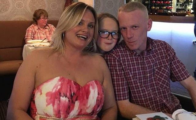 Brendan Quinn and family