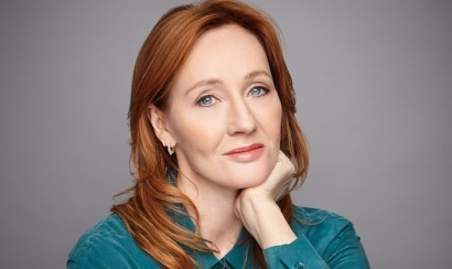 Author JK Rowling supports Parkinson's