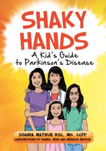 Parkinson's Book List_ Soania Mathur