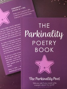 'The Parkinality Poetry Book' by Julie Walker
