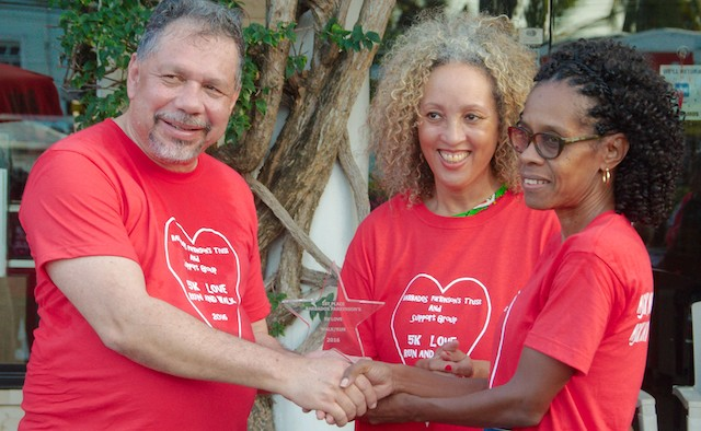 The Barbados Parkinson's Trust and Support Group