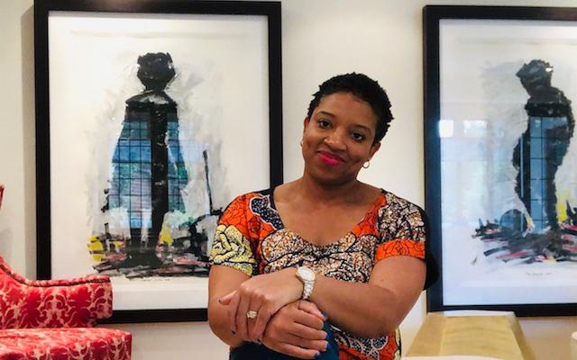 Omotola Thomas women and Parkinson's podcast