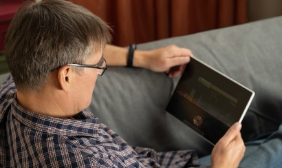 Parkinson's SleepFit app