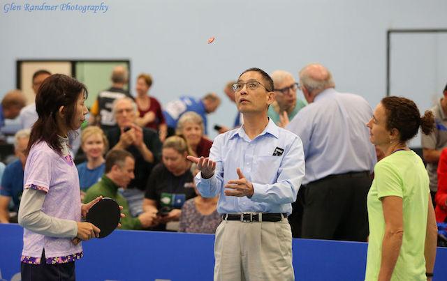 ITTF Parkinson's World Table Tennis Championships