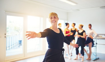 Ballet and Parkinson's study