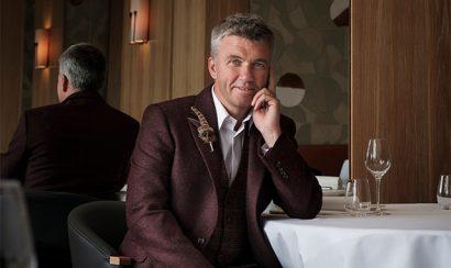 Michelin star chef Martin Wishart