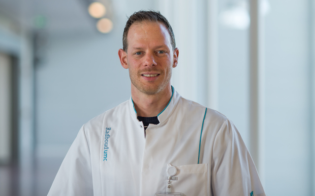 Neurologist and neuroscientist Rick Helmich
