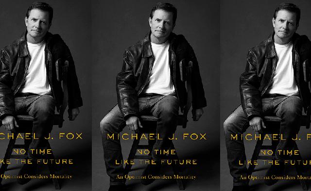 Michael J Fox book cover