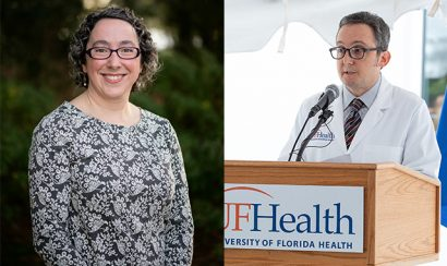 Dr Michael J Okun and Dr Melissa Armstrong