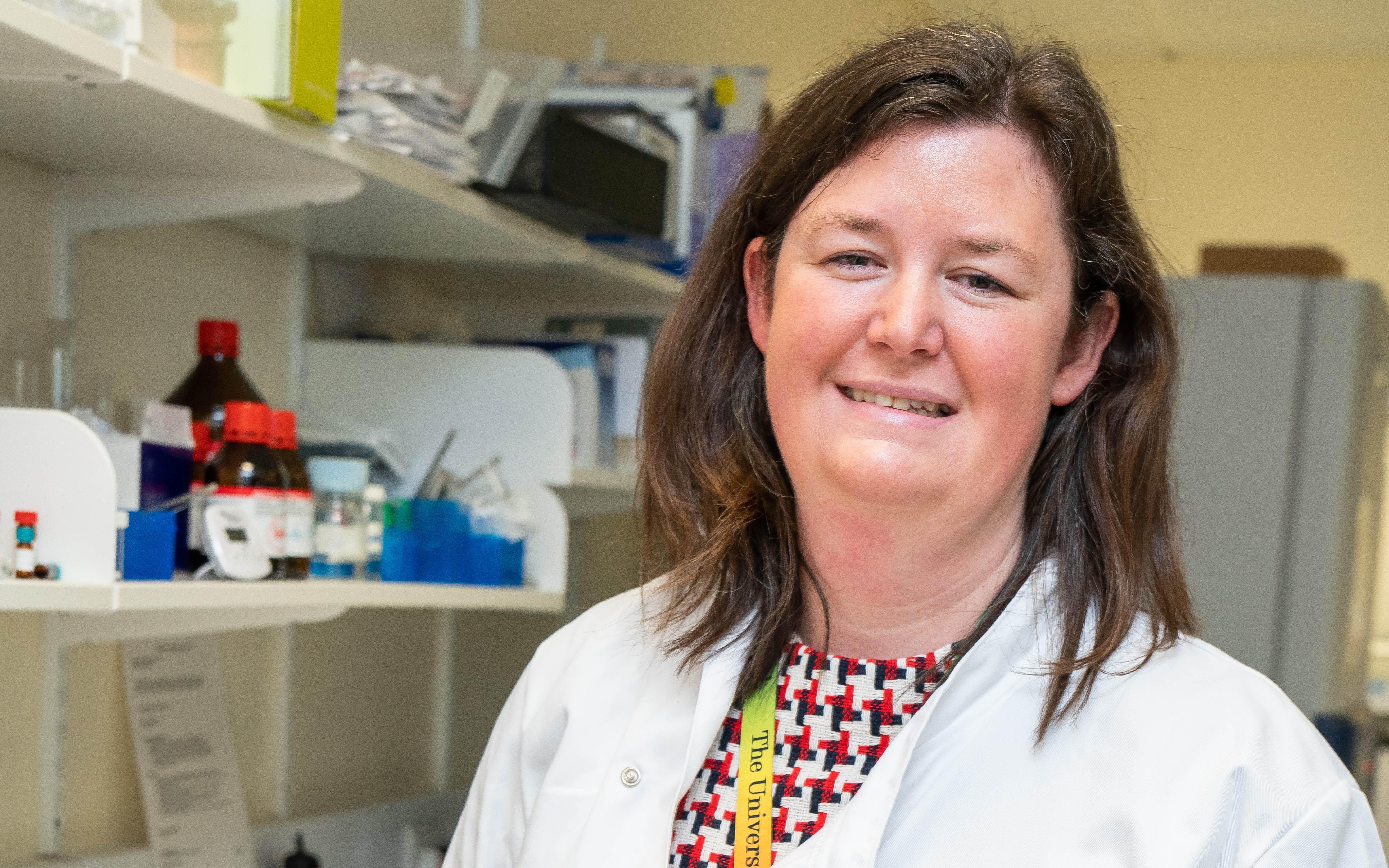 Dr Heather Mortiboys.