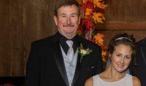 Samantha Felder and her father, Craig Barbian.